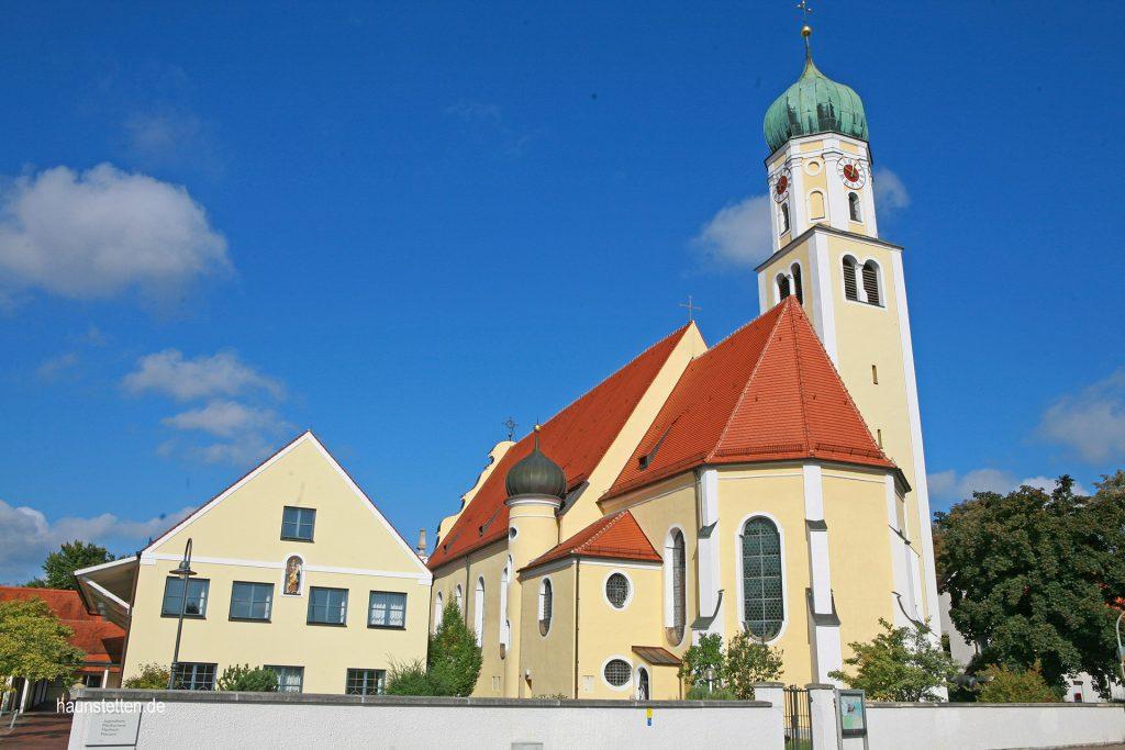 Haunstetten Kirche